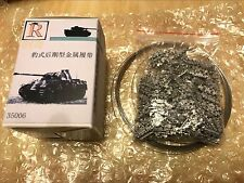 R Model #35006 1/35 Metal Track For WWII German Panther Late type