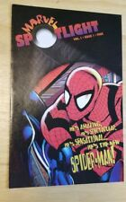 Marvel Spotlight Volume 1 Issue 1 1995 Promo Featuring Spider-Man Extremely Rare