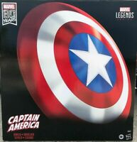 Marvel Legends Series Captain America Classic Shield 80th Anniversary Avengers