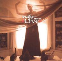 Awake: The Best of Live by Live (CD, Nov-2004, Geffen)