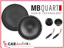 "MB QUART QS165 17cm 6.5"" 2 way component High Quality Tweeter Midrange Speaker"