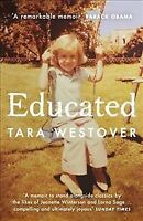 Educated, Paperback by Westover, Tara, Like New Used, Free shipping in the US
