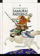 The Designer's Guide to Samurai Patterns by Allen, Jeanne Paperback Book The