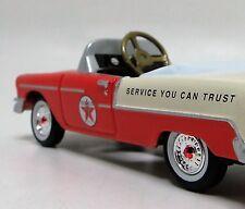1955 Chevy Pedal Car Vintage Sport Hot Rod Midget Metal Show Model 1957