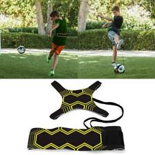 Soccer Football Kick Throw Trainer For Solo Trainer Aid Adjustable Waist Belt