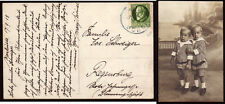 Bayern 95 I Fotokarte MAXHÜTTE 17.9.1915 n. Regensburg