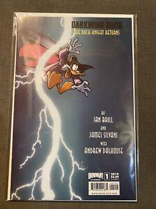 Darkwing Duck 2010 #1 2nd Print Boom Studios Comic Second Printing Variant NM-