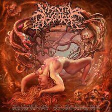 VISCERAL DISGORGE - Slithering Evisceration LP Disentomb Acranius Pathology Vile