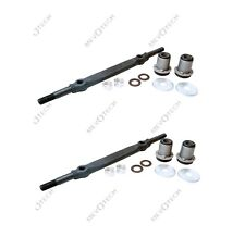 Pair Set 2 Front Upper Control Arm Shaft Kits For Chevy Astro Caprice Mevotech