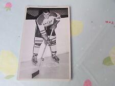 Original Fred DENNY Harringay RACERS Ice Hockey Player 1950's Photo