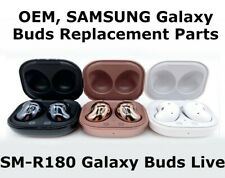 Oem Samsung Galaxy Buds Live True Wireless Earbuds (Sm-R180) - Replacement Parts