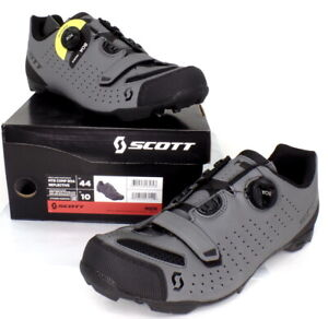 Scott MTB Comp Boa Mountain Bike Shoes Reflective Men's Size 10 US / 44 EU