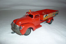 Tekno - Vintage Metal Model - Dodge - Truck - Kipper with Flatbed TEK-5)