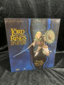 "SIDESHOW WETA LORD OF THE RINGS ""EOWYN SHIELD MAIDEN"" BUST STATUE FIGURE DIORAMA"