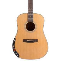 Kmise Guitar Armrest Arm Rest for Acoustic Classical Guitar Self Adhesive