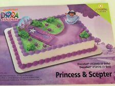New Decopac Dora -Princess & Scepter Cake Kit