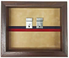 Medium Seaforth Highlanders Medal Display Case