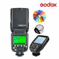 Godox V860II-C TTL HSS Camera Flash Speedlite Xpro-C Transmiter F Canon 80D 550D
