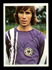 Werner Novak Tennis Borussia Berlin Bergmann SB 1974-75 Original Sign+ A 116156