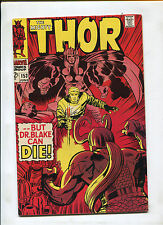 THOR #153 (7.5) BUT DR. BLAKE CAN'T DIE!