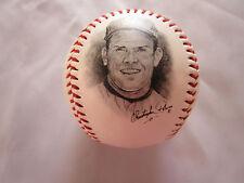 New Robin Roberts baseball  Photo & Replica Autograph Signature