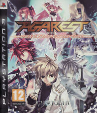 Agarest: Generations of War (2009) Brand New Factory Sealed European PS3 Import