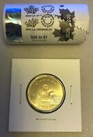 CANADA 2020 New $1 Loonie ORIGINAL COMMON LOON (UNC Directly from mint roll)