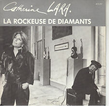 45TRS VINYL 7''/ FRENCH SP TREMA / CATHERINE LARA / LA ROCKEUSE DE DIAMANTS