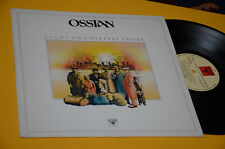 OSSIAN LP LIGHT ON A DISTANT SHORE ORIG SCOTLAND 1986 MINT UNPLAYED INSERTO !!