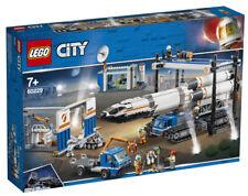 LEGO City Raketenmontage & Transport - 60229