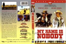 My Name Is Nobody (1973) - Terrence Hill  DVD NEW