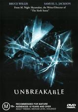 Unbreakable  - DVD - NEW Region 4