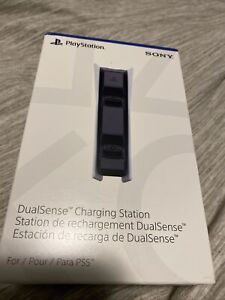 NEW Sony PlayStation 5 PS5 DualSense Charging Station IN HAND Official