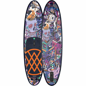 Anomy All Around 10' 6'' The Way Of Paiheme Sup Stand up Paddle Board Isup Lilac