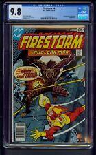 Firestorm #4 (1978) CGC Graded 9.8 ~ 1st Appearance Hyena ~ Al Milgrom Cover Art