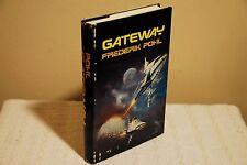 Gateway - Frederik Pohl 1977 Hardcover DJ BCE VG/VG Hugo/Locus/Nebula/Campbell