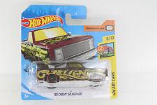 A.S.S HOT WHEELS NEU 2019 ´83 Chevy Silverado Art Cars 6/10 FYC25 247/250 OVP