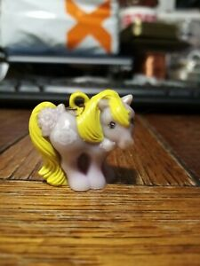 Vintage 80s g1 My Little Pony Mommy/Mummy Charm Funny Face