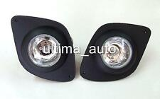 Fog lights lamp grille set for FIAT DUCATO PEUGEOT BOXER CITROEN JUMPER 2007+