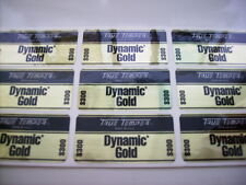 9 (Nine) True Temper Dynamic Gold S300 Golf Club Shaft Band Labels