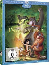 DAS DSCHUNGELBUCH, Diamond Edition (Walt Disney) Blu-ray Disc im Schuber NEU+OVP