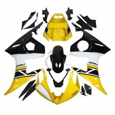 Injection Mold ABS Fairing Kit For YAMAHA YZF R6 2003-2004 R6S 2006-2009 Yellow