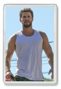 Liam Hemsworth Fridge Magnet *Great Gift*