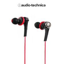 Audio-Technica ATH-CKS55X RED Earphones Headphones ATHCKS55X RED