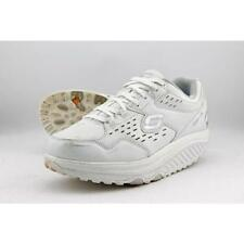 Shape Ups Synthetic Leather Trainers for Women