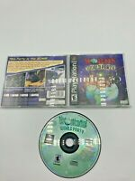 Sony PlayStation 1 PS1 CIB Complete Tested Worms World Party Ships Fast