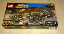 LEGO DC COMICS SUPER HEROES SET # 76045 KRYPTONITE INTERCEPTION NEW IN BOX