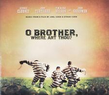 O Brother, Where Art Thou? Movie Soundtrack [Canada - Mercury 2000 - Enh] - NM/M