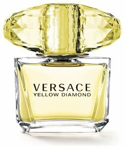 "YELLOW DIAMOND by VERSACE * Perfume for Women * EDT * 3.0 oz ""TSTR"""
