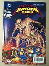 BATMAN & ROBIN #35 MONSTERS OF THE MONTH VARIANT COVER NEAR MINT 1ST PRINT 2014